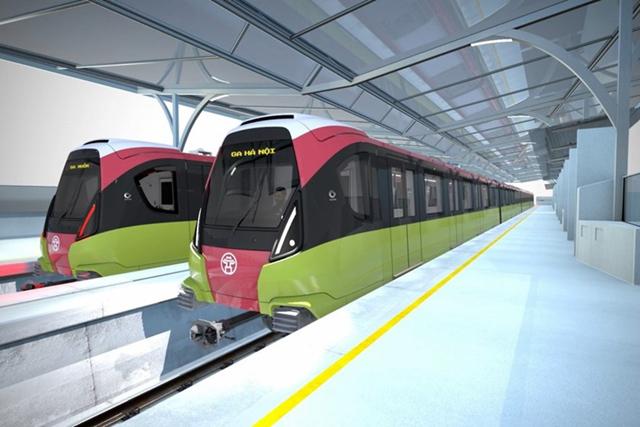 Metro số 4 mang lại gì cho Vinhomes Cổ Loa